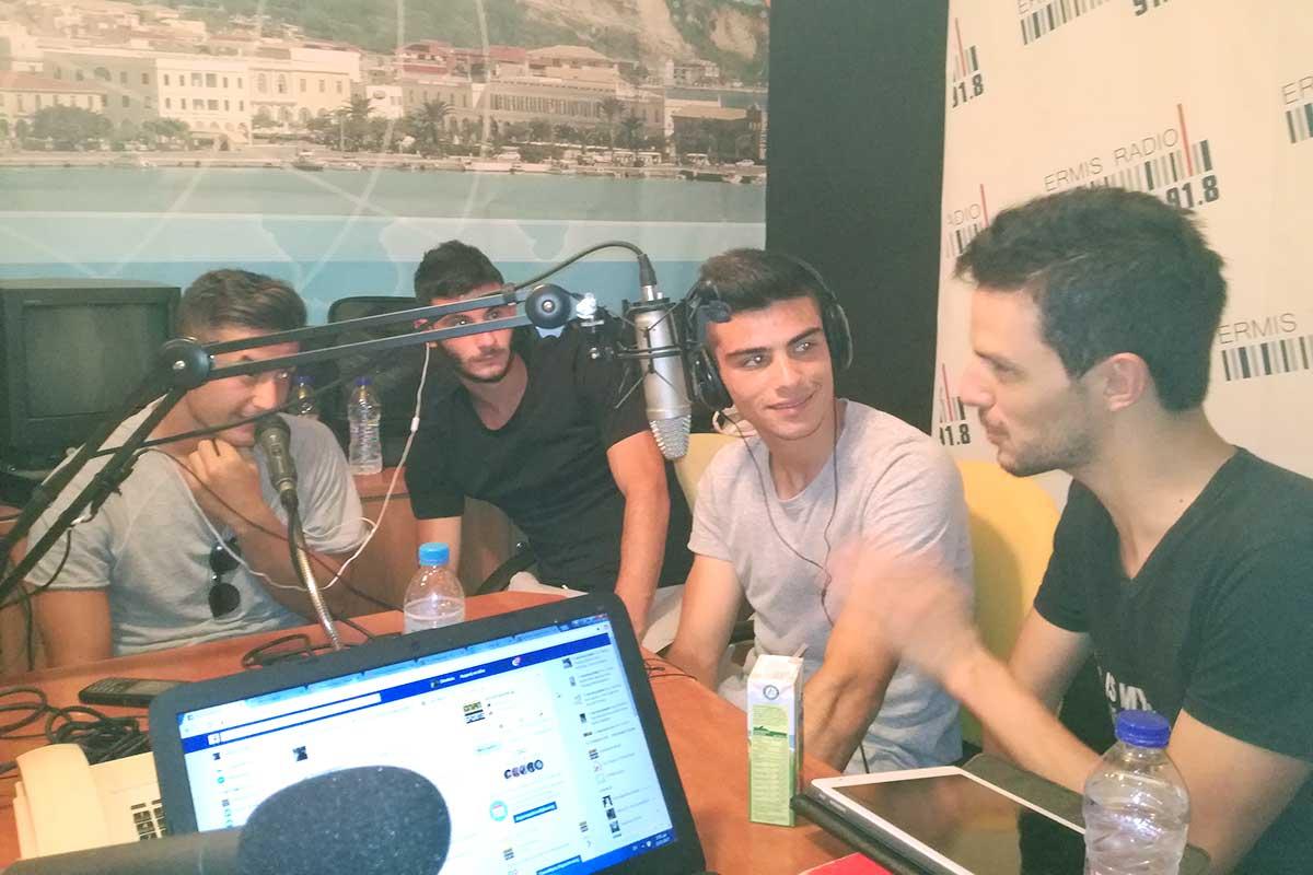 Ραφαήλ Πέττας, Σταύρος Κίτος και Δημήτρης Παπαδόπουλος μίλησαν για την φετινή πορεία της Ζακύνθου και την άνοδο στην Γ΄ Εθνική!