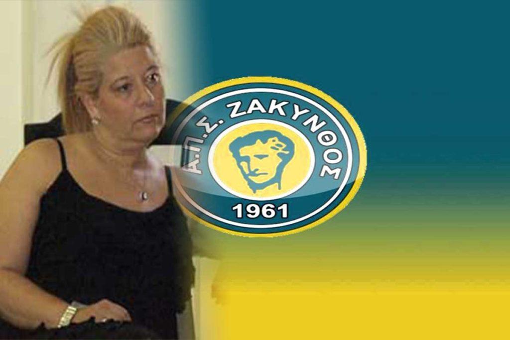 Ροδούλα Σπινθάκη: «Δηλώνω παρών αλλά όχι σε θολό τοπίο»