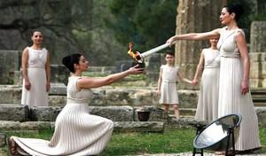 Η Ζάκυνθος υποδέχεται την Ολυμπιακή Φλόγα… (18.20)