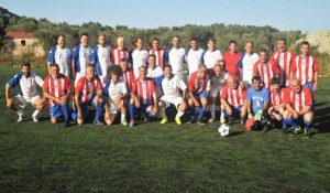 Νίκησαν οι Βετεράνοι των Αλυκών… την αντίστοιχη ομάδα της Πάτρας με 5-2