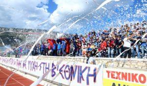 """Γ' ΕΘΝΙΚΗ: Πρωταθλήτρια η Σπάρτη άλωσε το Λουτράκι, κόλλησε  το Άργος στη Χαλκίδα, """"τεσσάρα"""" Δόξας!"""